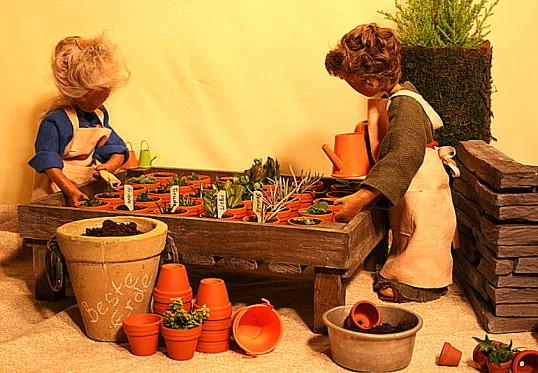 Erzählfiguren Gärtner